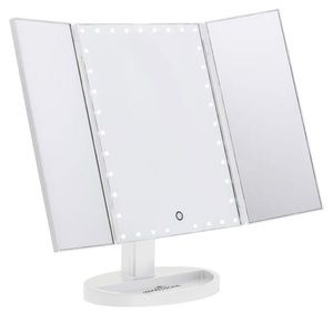 Impressions Vanity Touch Trifold XL LED Mirror